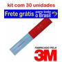 Kit 30 Faixa Refletiva P/ Caminhoes, Onibus E Vans (fabrç3m)