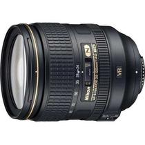 Lente Nikon Zoom 24-120mm F/4g Ed Vr Af-s Nikkor