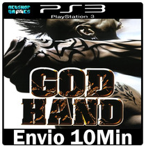 God Hand ** Classico Do Ps2 ** Ps3 Psn ** Compre Agora **