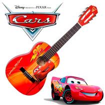 Violão Infantil 1/2 Meia Phx Vic-3 Disney Cars