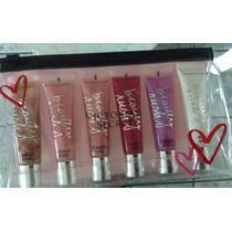 Victoria Secret Kit De Bolcinha Com 6 Lip Gloss Beauty Rush