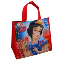 Sacola Tnt Princesa Branca De Neve Da Disney
