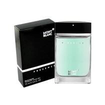 Perfume Masculino Mont Blanc Presence 55ml Toca O Coração!