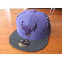 Boné New Era 59fifty Chicago Bulls Nba 7 1/4 | 57,7cm