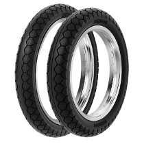 Par Pneu 90/80-16 + 250-17 Pd29 Rinaldi Moto Sundown Web 100