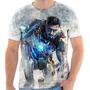 Camisa Camiseta Homem De Ferro Iron Man Heroi Filme Tony 13