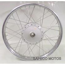 Roda Dianteira Biz 100 / 125 Alinhada