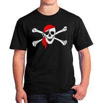 009- Camisetas Caveira Pirata