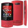 Nokia Asha 303 Desbl. Vermelho 3g Wi-fi 3.1mp I Vitrine