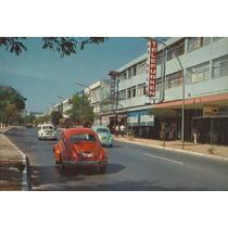 Bsb-31958 - Postal Brasilia, D F - Avenida W 3