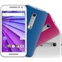 Lançamento Motorola Moto G 3 Xt1544 4g Transporte Grátis