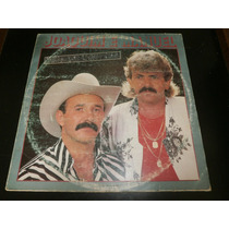 Lp Joaquim E Manuel - Som De Cristal, Disco Vinil, Ano 1987