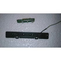 Placa Sensor + Teclado Philips 40pfl3605 40pfl3605d/78