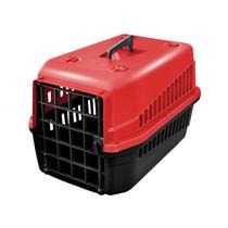 Caixa De Transporte Para Cães Mec Pet N.3