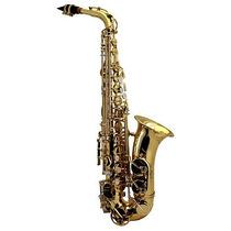 Saxofone Alto Weril Spectra Iv Sem Estojo - A934g0