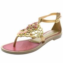 Sandalias Rasteirinhas Sapatos Feminino Pronta Entrega M0002