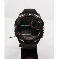 Relógio Technos Sao Paulo Oficial Sao1360aa/8p Garantia E Nf