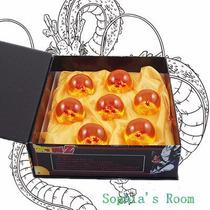 As 7 Esferas Do Dragão Shenlong Dragon Ball Bandai