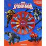 Livro - Giz Para Colorir: Ultimate Homem Aranha
