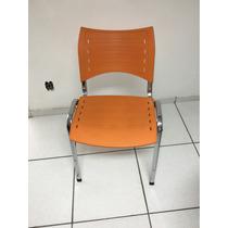 Cadeiras Iso Cromadas Em Excelente Estado