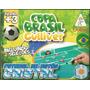 Futebol De Botão Cristal Gulliver 2 Times Brasil X Argentina