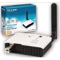 Print Server Wireless Tp-link Tl-wps510u 54mbps Original