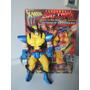 Wolverine Big Time - Toy Biz - Eletrônico - Vintage Ed. 1996