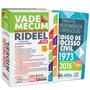 Vade Mecum Acadêmico De Direito 23ª Edição Rideel 2016