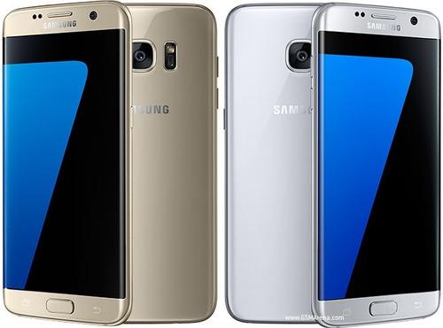 Smarthphone Samsung Galaxy S7 G935f Edge 32 Prata Com N / f