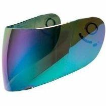 Viseira Ls2 Ff358 - Iridium Camaleão (rainbow) Capacete Moto