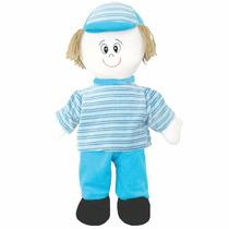 Pelúcia Boneco Guga - Boneco De Pano - Soft Toys