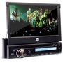 Dvd Player Retratil Dazz 5220bt Tela 7 Pol Cd Usb Sd Tv Digi