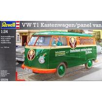 Revell - Carro Vw T1 - Kombi - Kastenwagen - Panel Van