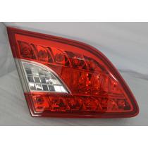 Lanterna Traseira Da Tampa Do Nissan Sentra Lado Esquerdo