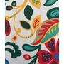 Tecido Jacquard Estampado Floral 8m X 1,40m Para Decoração