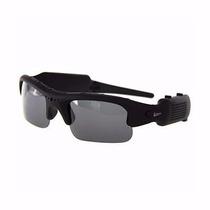Óculos De Sol Com Câmera Espiã Sport Hd Leadership 5293