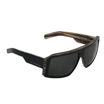 Óculos Masculino Quiksilver The Empire Black Horn