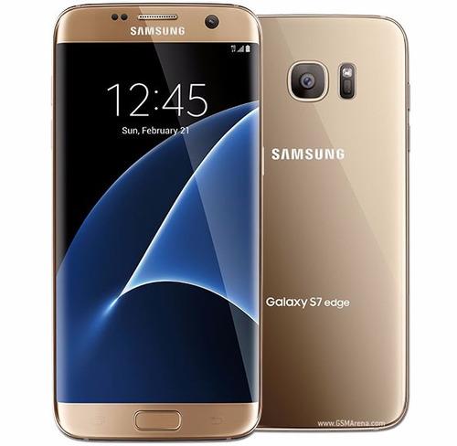 Samsung Galaxy S7 Edge Dual G935fd 32gb 4g Nota F. Garantia !