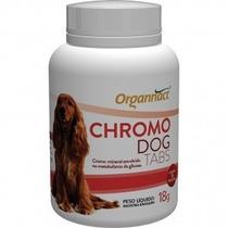 Chromo Dog Tabs 18g Suplemento Organnact Para Cães + Barato