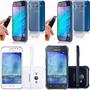 Capinha Celular Samsung Galaxy J1 Ace Duos + Pelicula Vidro