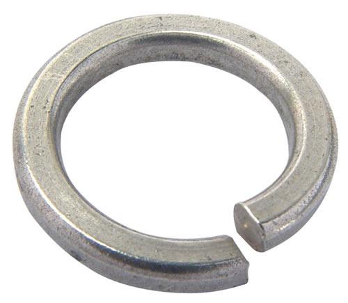 Arruela De Aço Zincada Com Pressão 1 Qmd 2,00 - Nacional