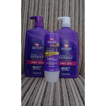 Aussie Kit 7in1 - Shampoo + Cd 778ml + Máscara Shine