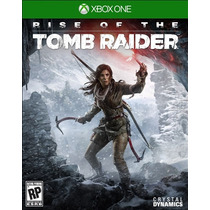 Tomb Raider Rise Of The100% Português Mídia Física Xbox One