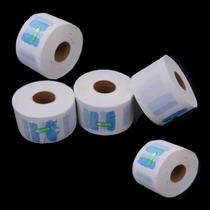 Gola Higiênica Protetor Descartável 1 Rolo Com 100 Unidades