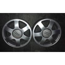 Rodas Liga Leve Aro 15 Audi/golf Originais Kit 5 Rodas