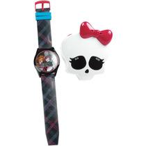Rádio + Relógio Monster High - Candide