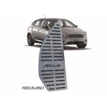 Descanso De Pé Personalizado Em Aço Inox Ford Focus