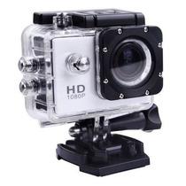Câmera Tipo Go Pro Sj4000 , Full Hd A Prova D Agua Ft Grátis