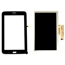 Tela Touch + Display Lcd Sm-t111 Samsung Galaxy Tab 3 P E B