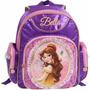 Mochila Escolar Costa Infantil Bela Disney Meninas Dermiwil